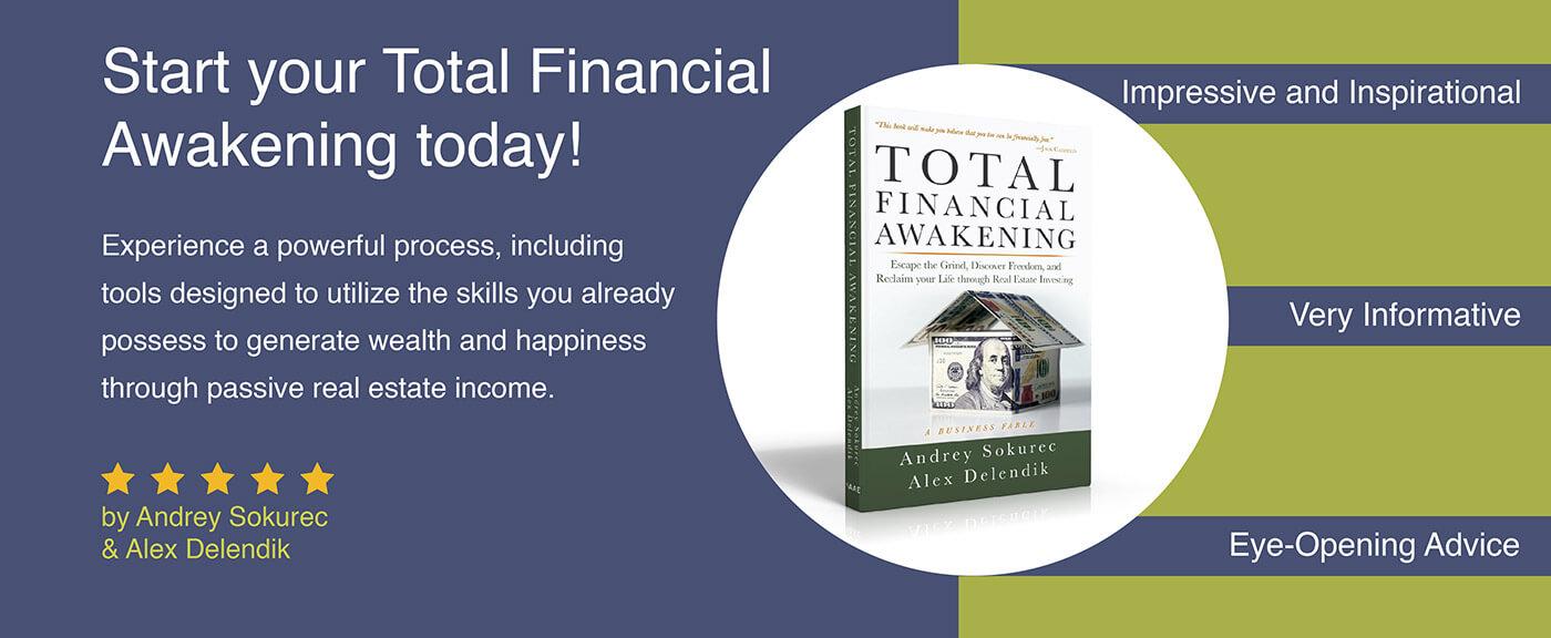 Start your Total Financial Awakening today!