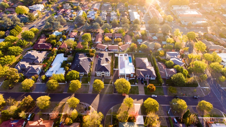 buying a suburban investment property in mn